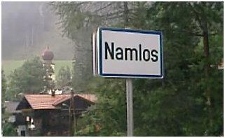 Namlos