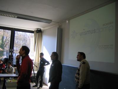 tourismuscamp Eichstätt