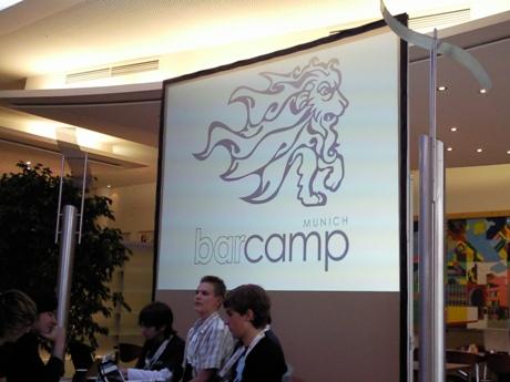 Barcamp München 2008