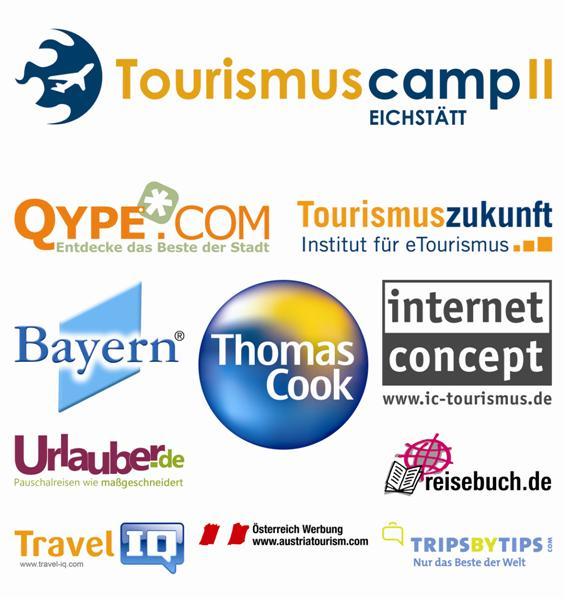 Sponsoren des Tourismuscamp