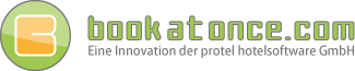 Bookatonce Logo