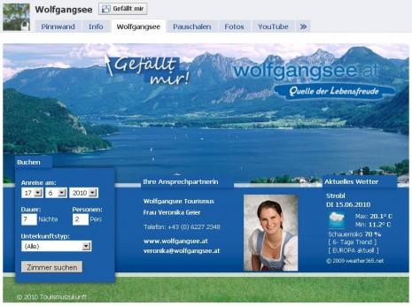 Wolfgangsee Fanpage