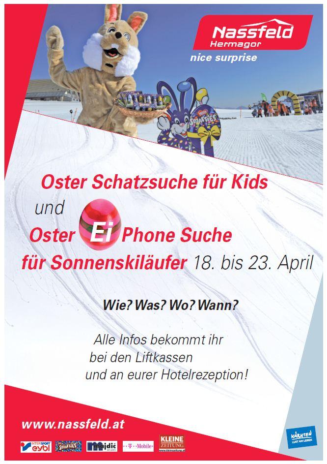 OsterEi(Phone) Suche Nassfeld