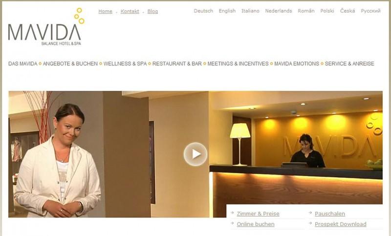Mavida Hotel und Spa