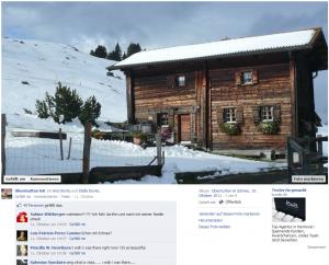 schnee 300x242 Kleines Budget, große Aufmerksamkeit: Wie Obermutten via Facebook weltbekannt wird