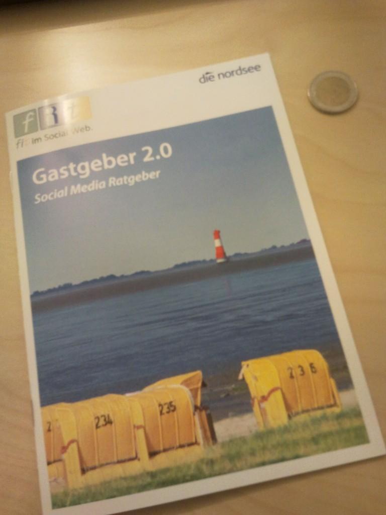 Ratgeber Gastgeber 2.0 Nordsee