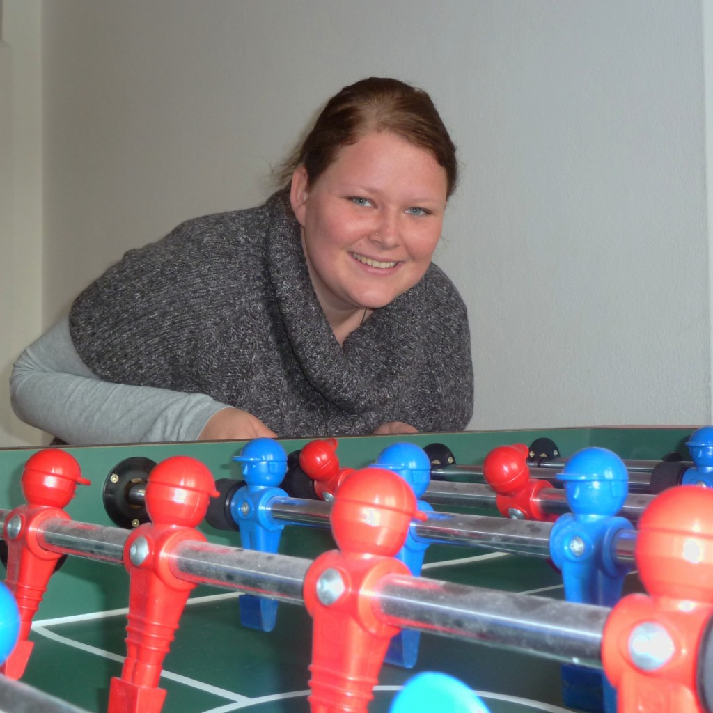 Katrin Hummel - Praktikantin Tourismuszukunft