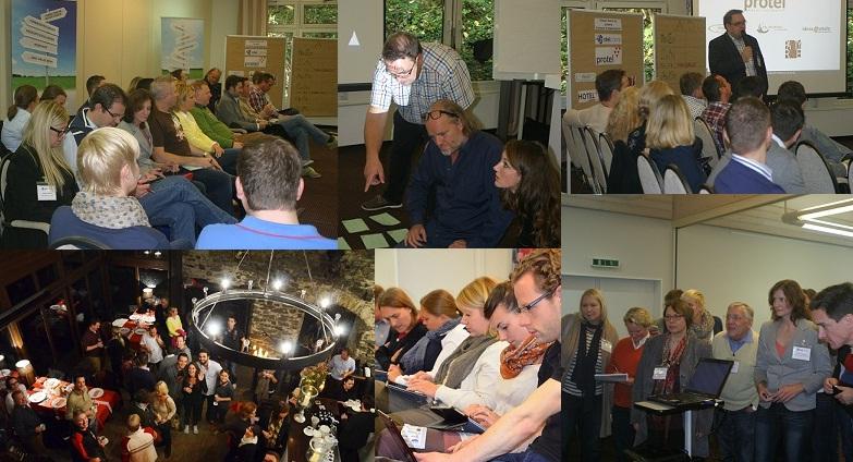 Impressionen vom Hotelcamp 2012