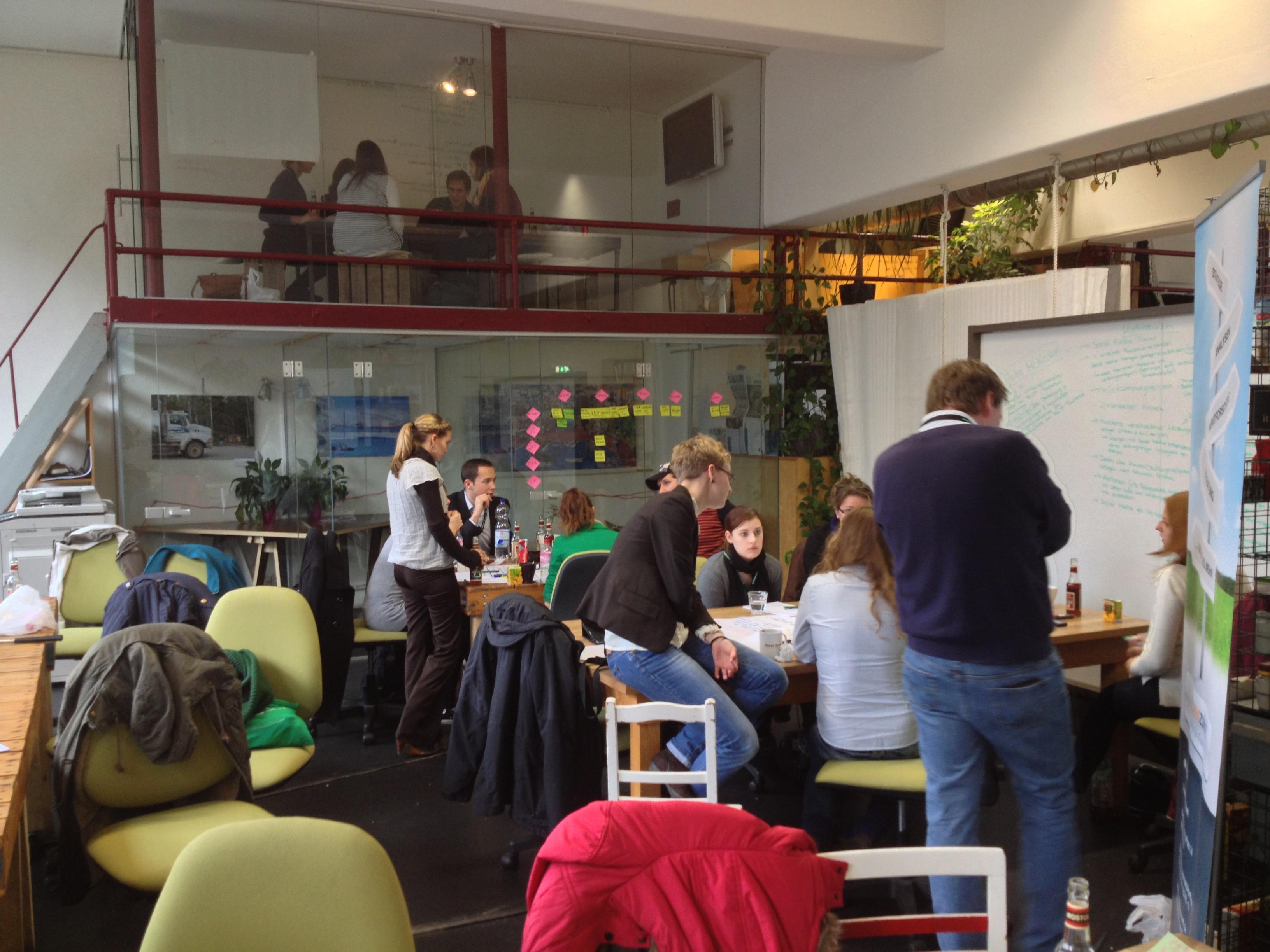 Tourismuszukunft Workshop TourKon 2012