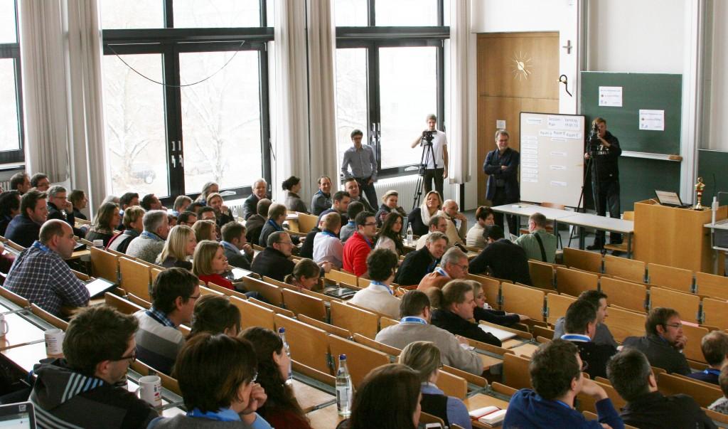 Plenum 1024x603 Tourismuscamp 2013 – Rückblick auf das sechste Tourismus Barcamp in Eichstätt