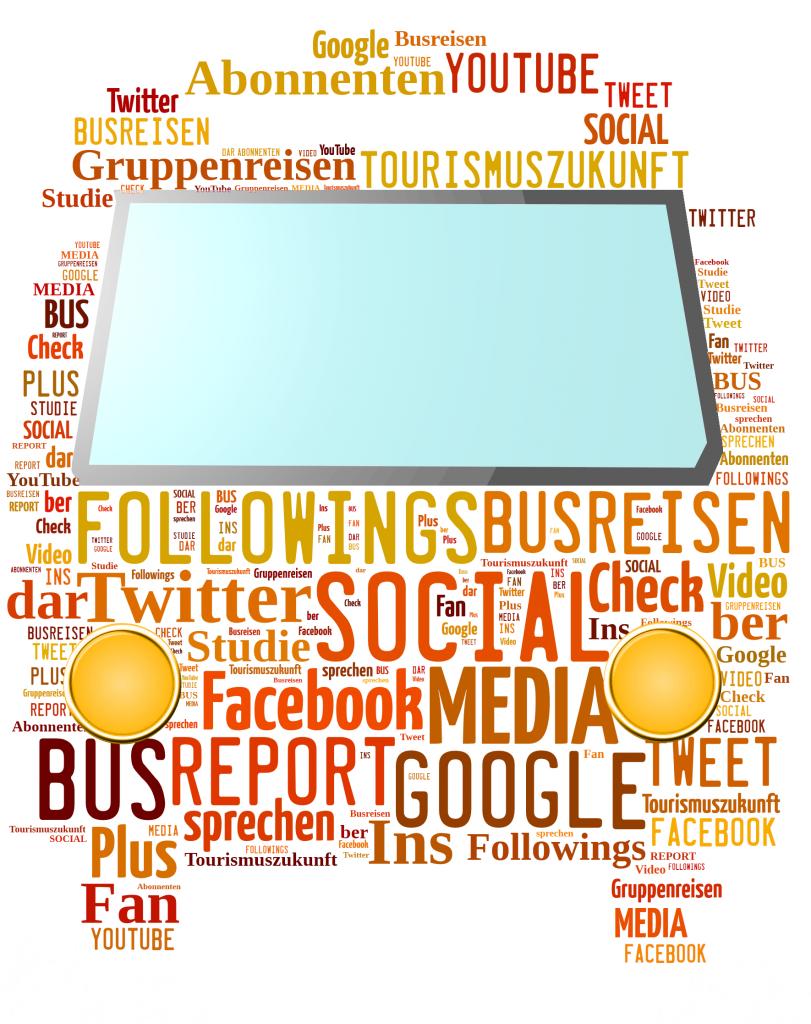 Social Media Bus Report 2013