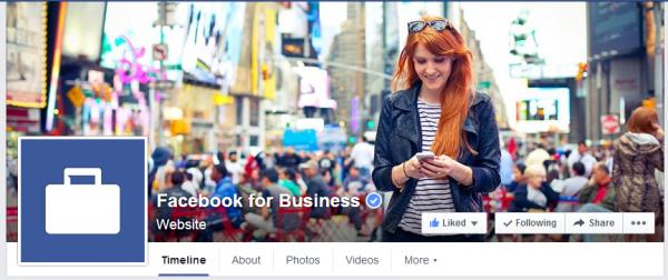 Das neue Facebook Design für Fanpages