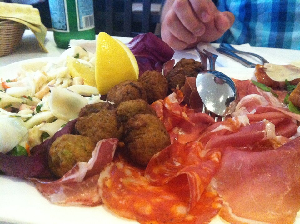 Tourismuszukunft-Innovationsmeeting: Essen bei Tartufo