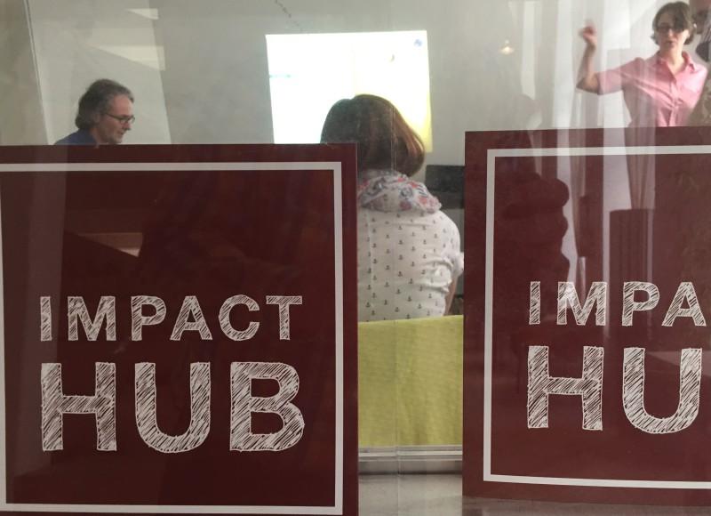 WIEN 2015 impact hub
