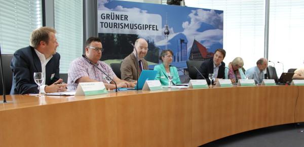Grüner Tourismusgipfel