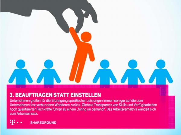 """""""Arbeit 4.0: Megatrends digitaler Arbeit der Zukunft – 25 Thesen"""""""