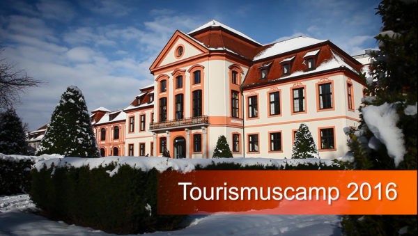 Tourismuscamp 2016