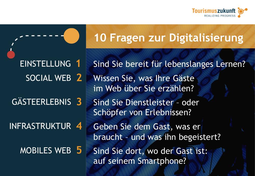 Günter Exel: 10 Fragen zur Digitalisierung im Tourismus