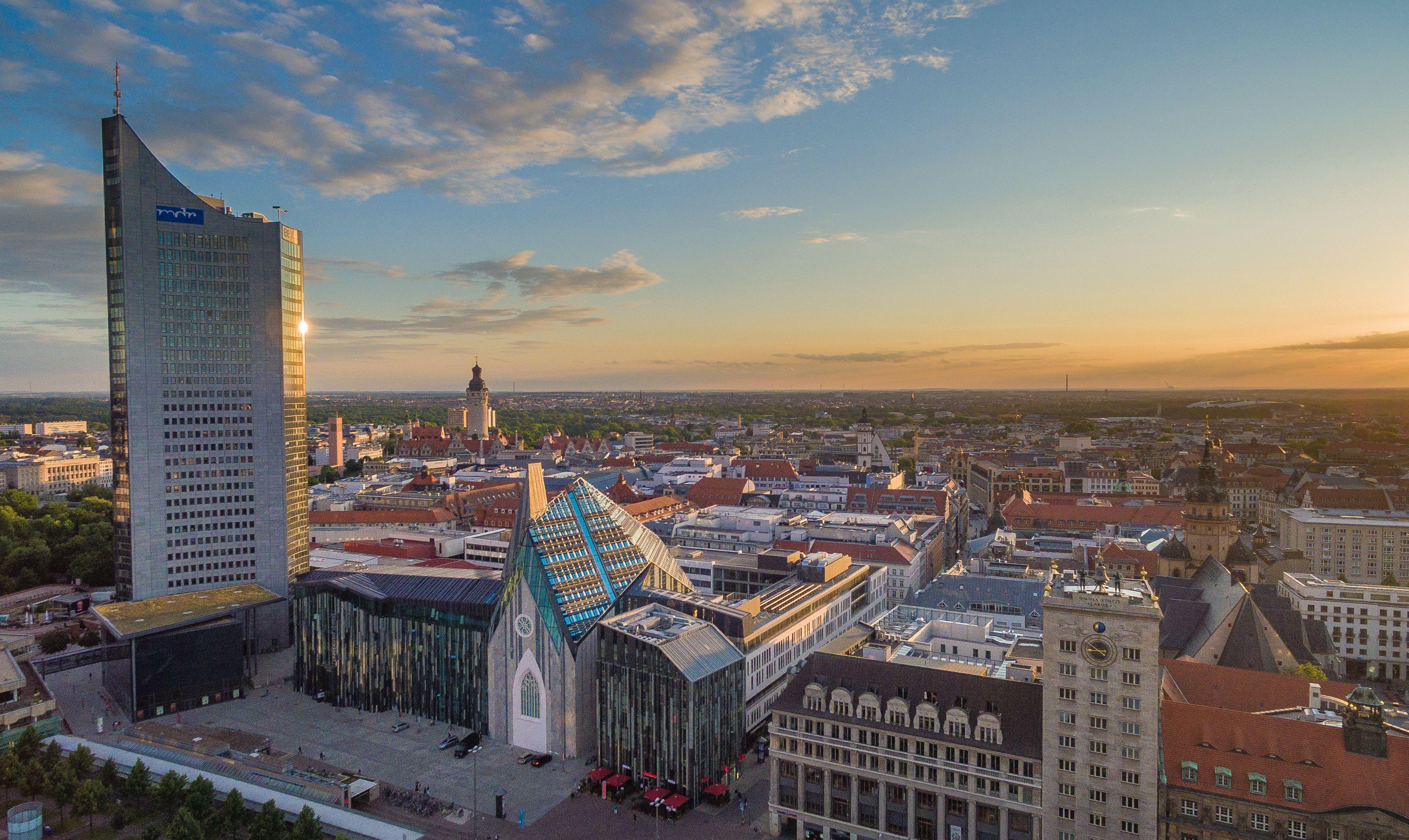 Sommerpanorama © Norbert Fleischer