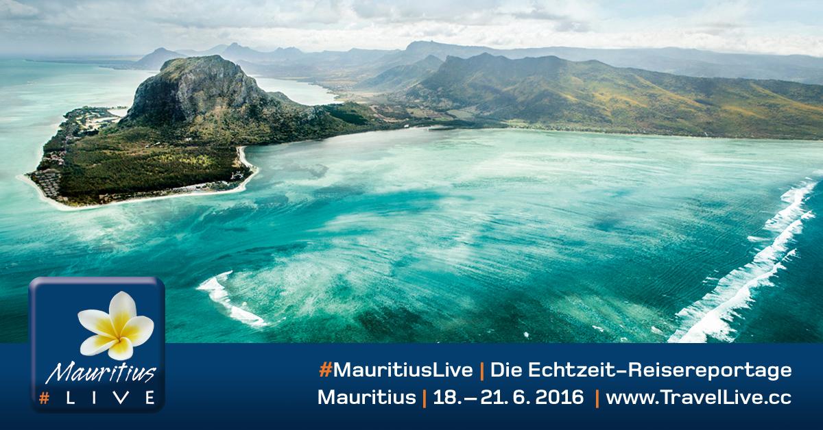 #MauritiusLive