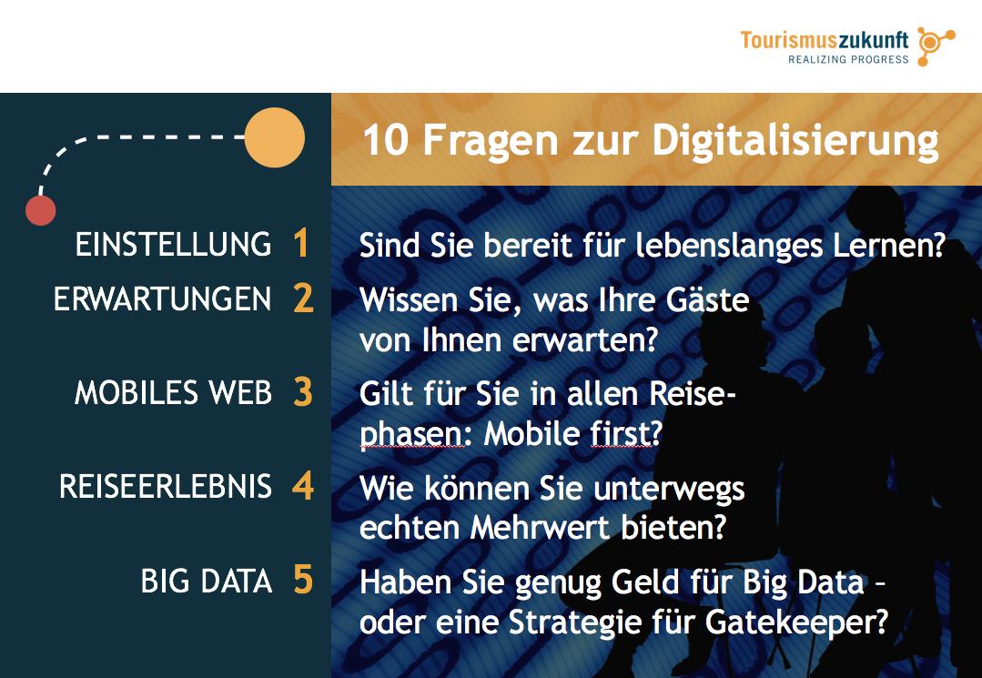 Günter Exel: 10 Fragen zur Digitalisierung im Reisevertrieb - Teil 1