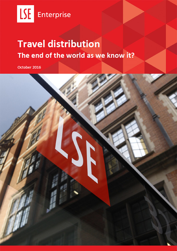London School of Economics: Travel Distribution: The End Of The World As We Know It?