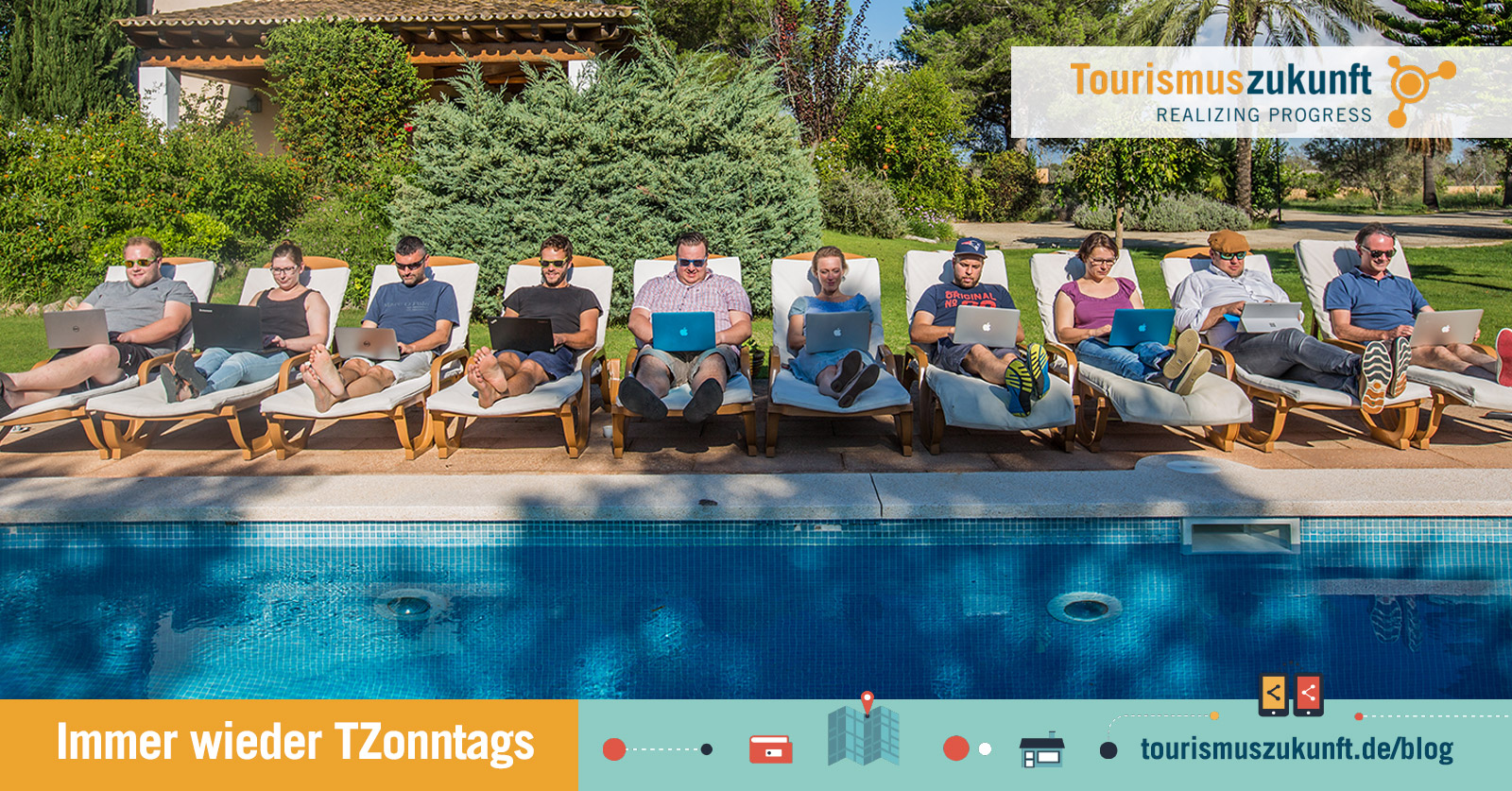"""""""Immer wieder TZonntags"""" - Der Wochenrückblick von Tourismuszukunft – #IWTZ"""