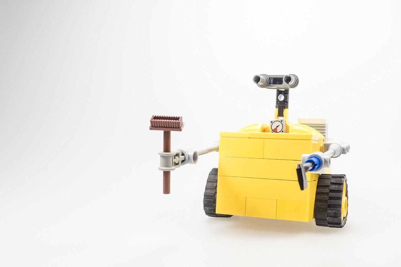 Clean Up Robot