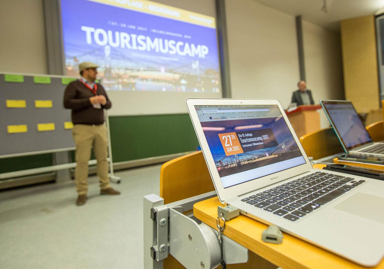 Tourismuscamp - ein Barcamp von Tourismuszukunft