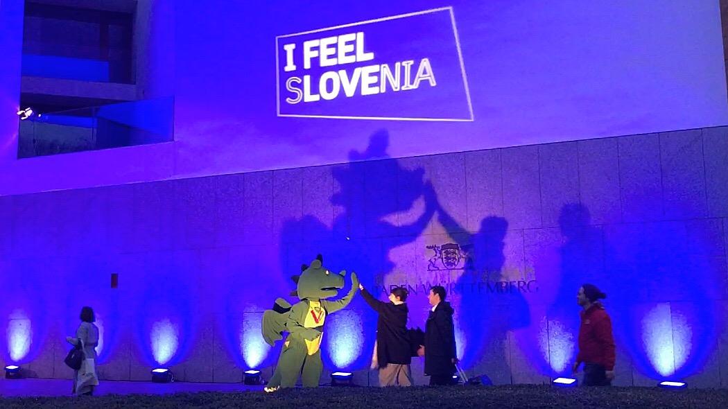 #ifeelsLOVEnia beim Donausalon: Liveeinsatz für Slowenien auf der ITB Berlin 2017