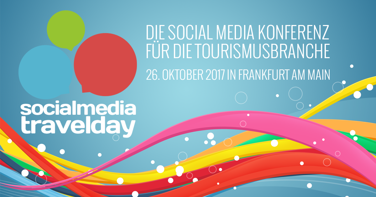social media travel day, 26. Oktober 2017 in Frankfurt #smtd17