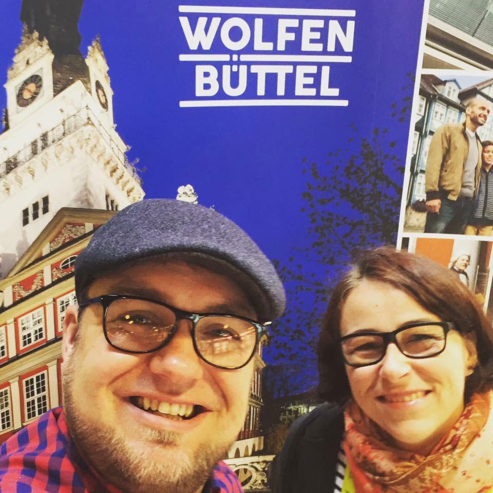 Es war ganz wunderbar in Wolfenbüttel!