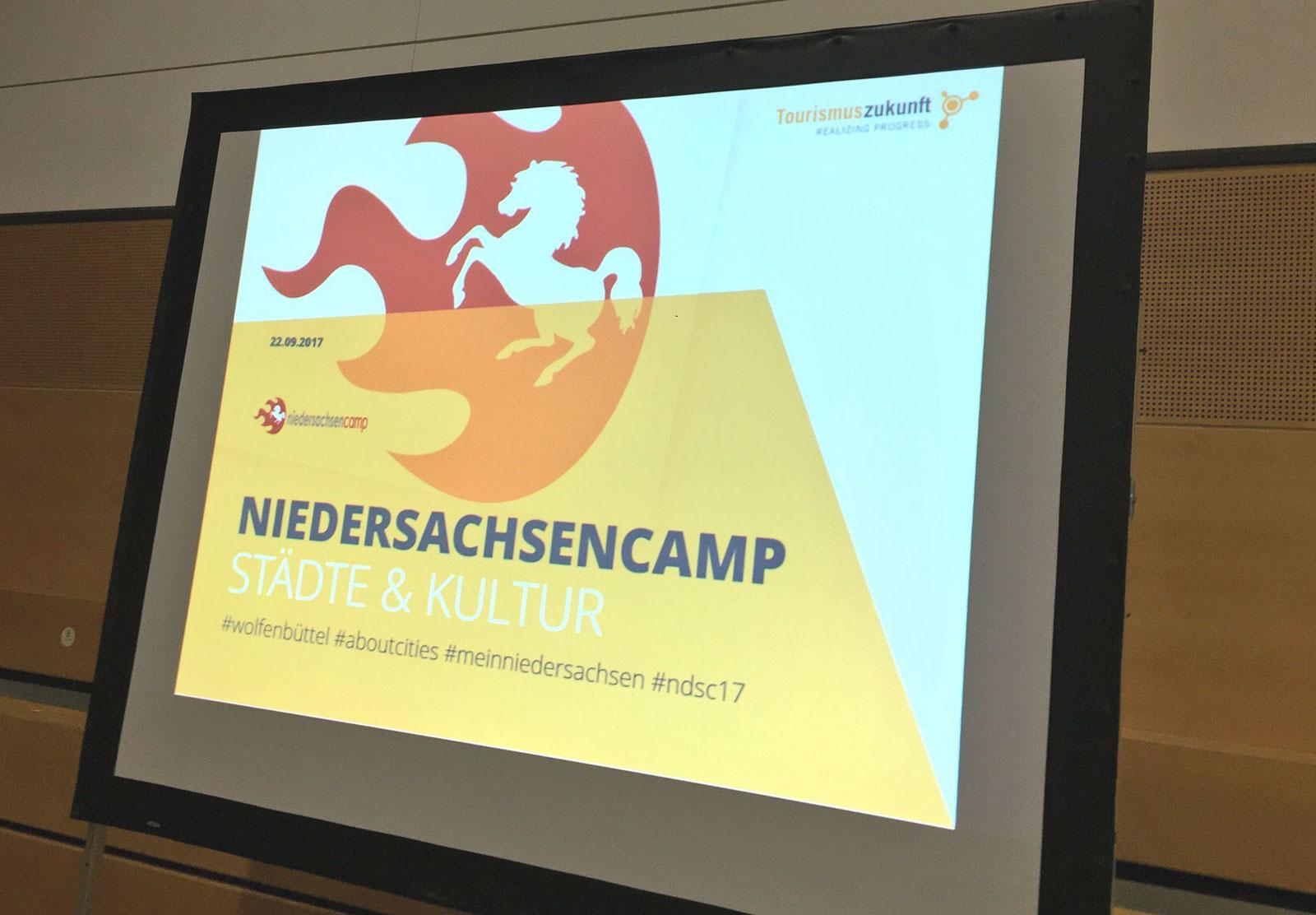 Willkommen beim Niedersachsencamp