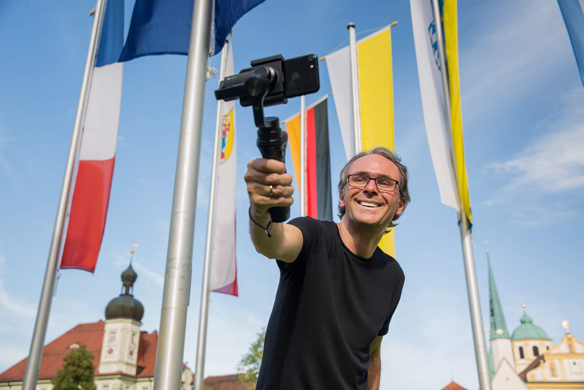Günter Exel (Tourismuszukunft): Livereportagen
