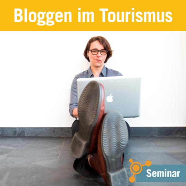 Bloggen im Tourismus - Seminar von Kristine Honig
