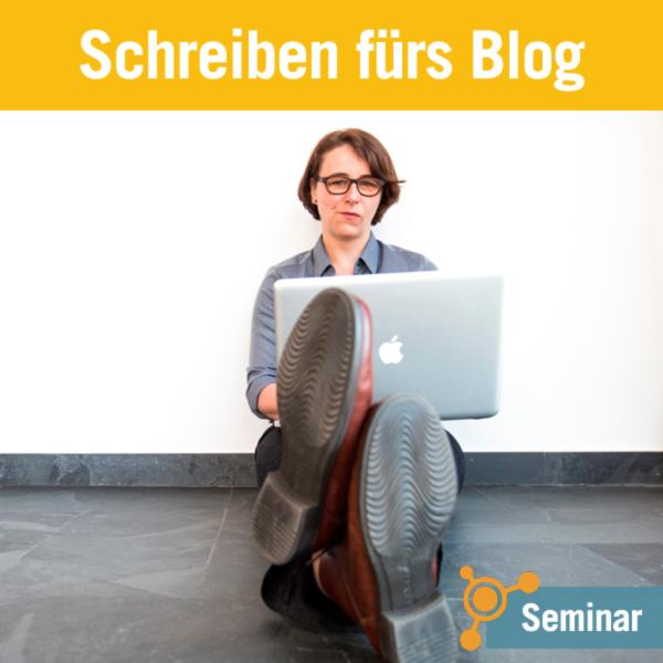Seminar Schreiben fürs Blog - Kristine Honig