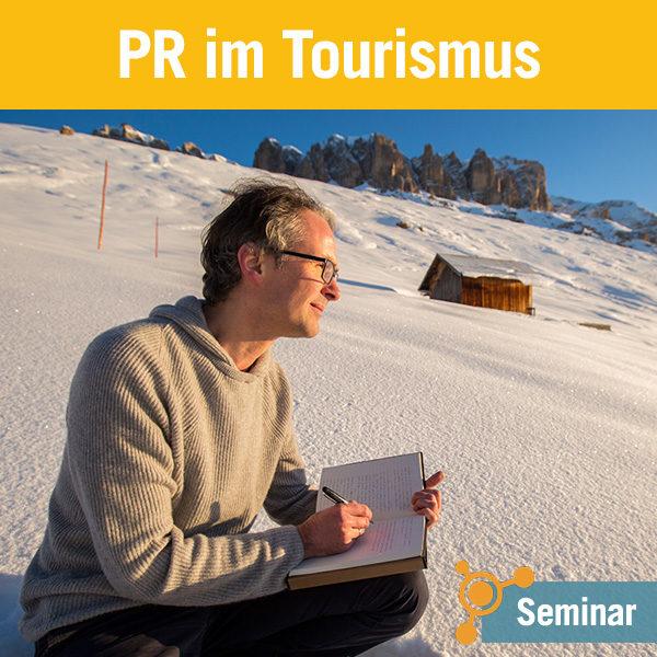 Günter Exel - Tourismuszukunft Akademie - Seminar PR im Tourismus
