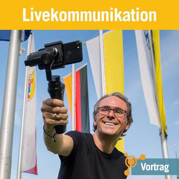 Günter Exel - Tourismuszukunft Akademie - Vortrag Livekommunikation