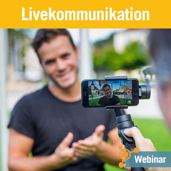 Günter Exel - Tourismuszukunft Akademie - Webinar Livekommunikation