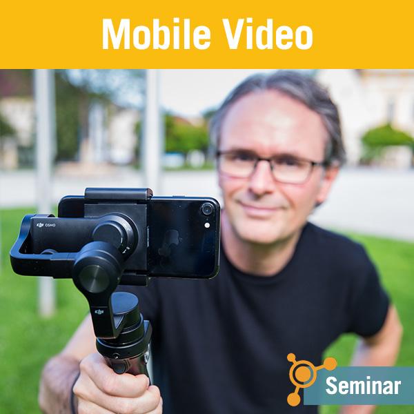Günter Exel - Tourismuszukunft Akademie - Seminar Mobile Video