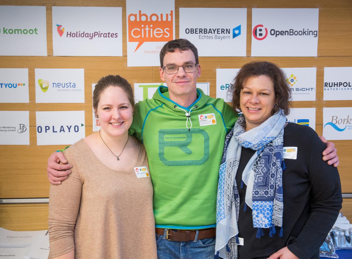 Das Team vom Berchtesgadener Land