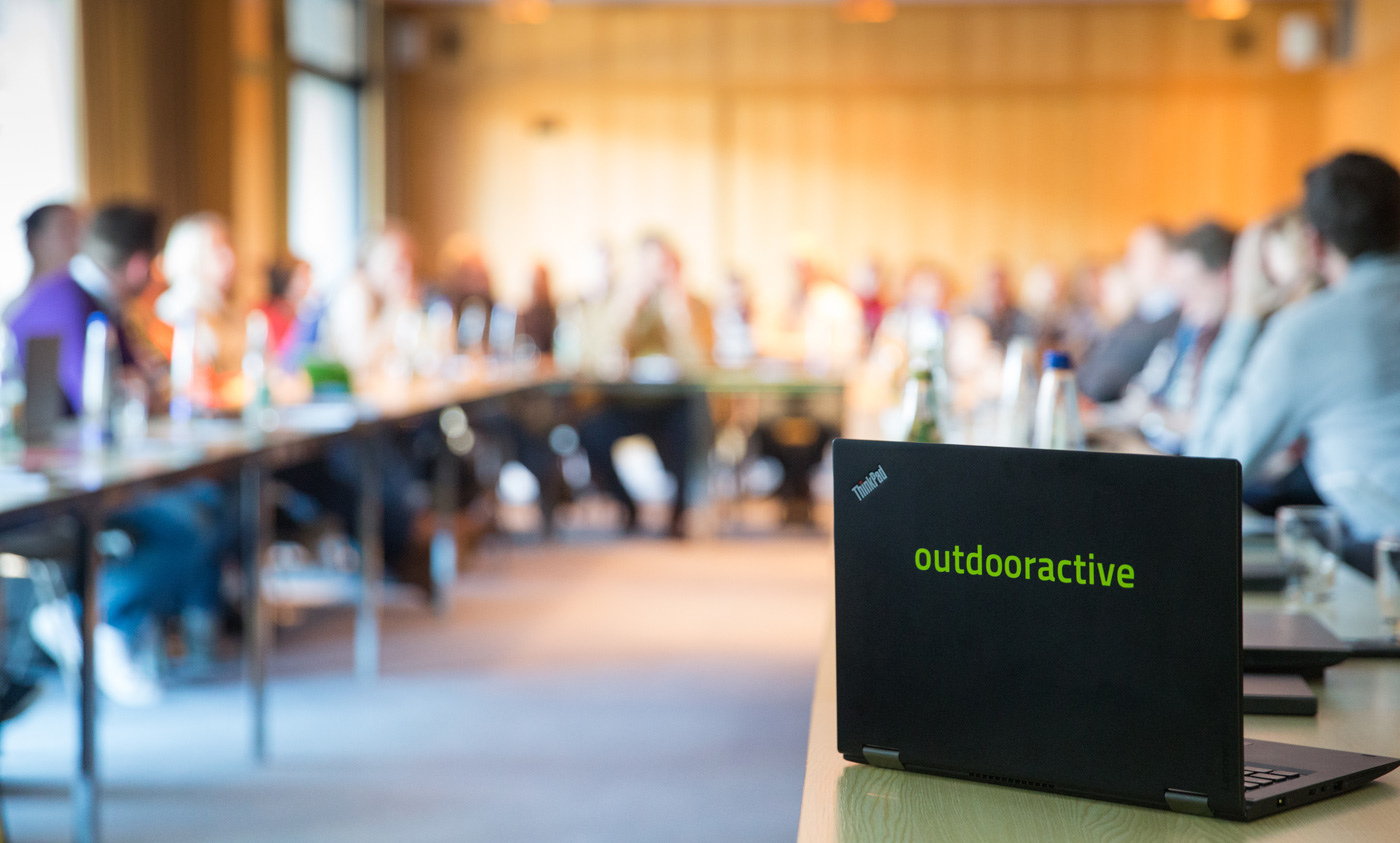 Round Table zu Open Data mit outdooractive