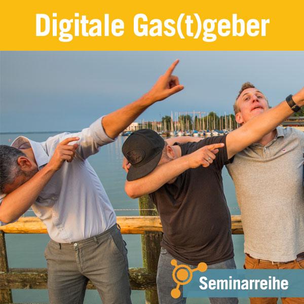 Digitaler Gastgeber - Online-Marketing für Gastgeber