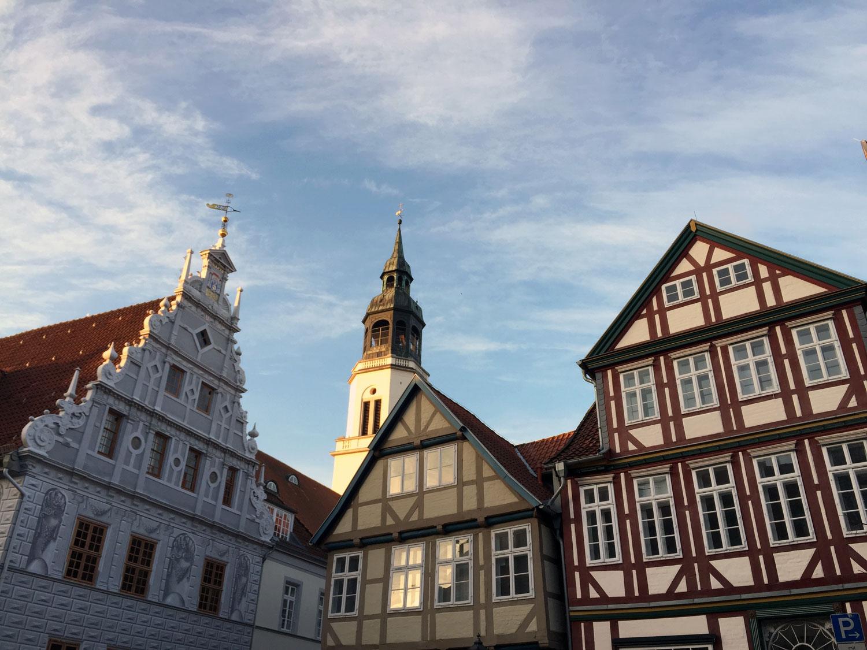 Fachwerk in Celle