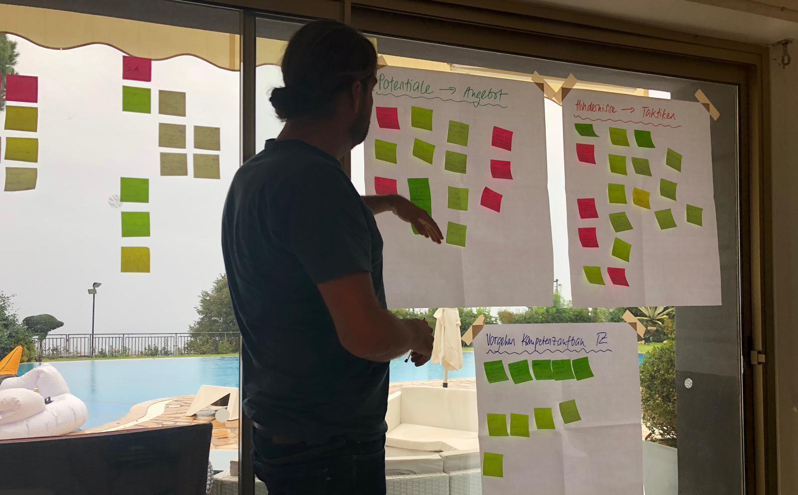 Internes Barcamp: Auch mit wenig Leuten ein Erfolg?