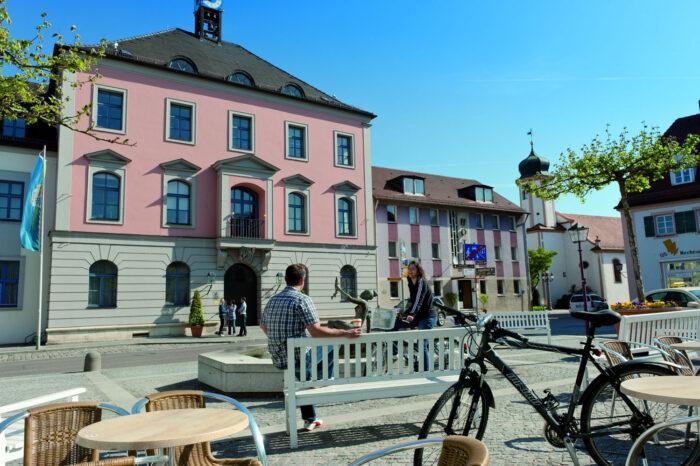Treuchtlingen Rathausplatz