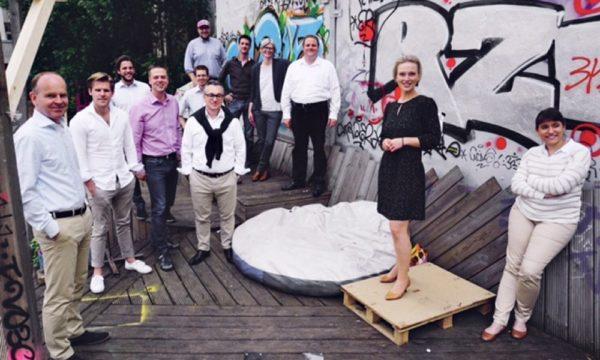 Der Change4Destination Think Tank in Hamburg, 2016