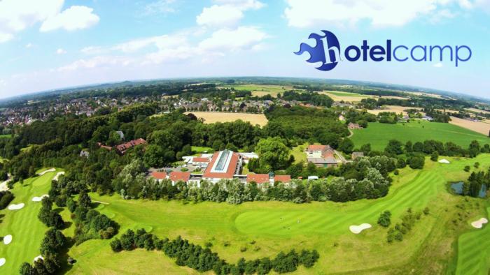Das Hotelcamp findet wieder im MERCURE Tagungs- und Landhotel Krefeld statt..