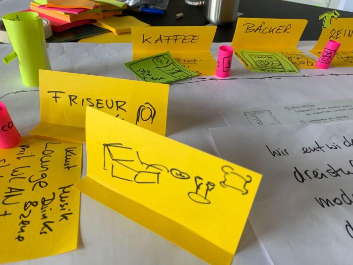 Prototyping: Ideen konkretisieren und testen - wesentlicher Bestandteil im Service Design