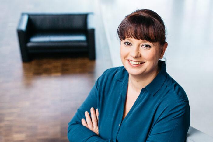 TagungsKompetenz Marianna Ackermann, (Foto: Ricarda Braun)